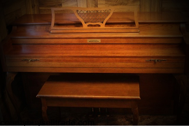 Currier Upright Piano In Rockdale, Milam, Texas. Furniture Rockdale ...